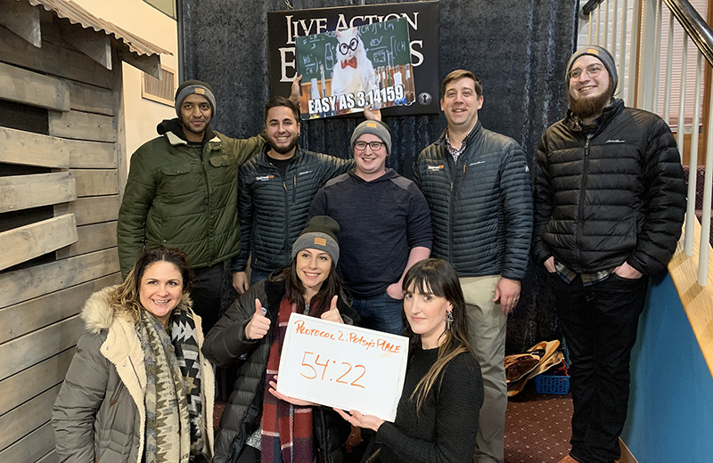 ten24 Team Outing: Interactive Escape Games